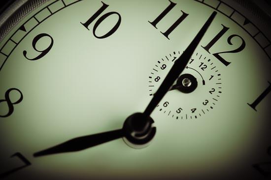 Uhr-Zeit